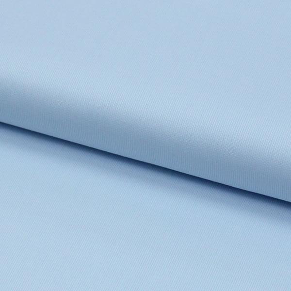 Tecido Tricoline Fio 40  - Aton 04 - Liso - Azul Claro