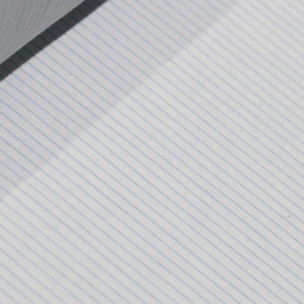 Tecido Tricoline Fio 50 - Parma 02 - Maquinetado - Azul Claro