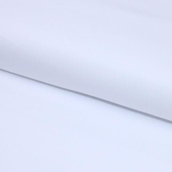 Tecido Tricoline Fio 50  - Gebal - liso - Branco