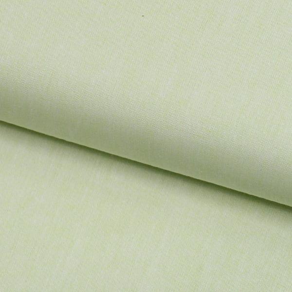 Tecido Tricoline Fio 40  - Neith 08 - Liso - Verde Claro - 100% Algodão