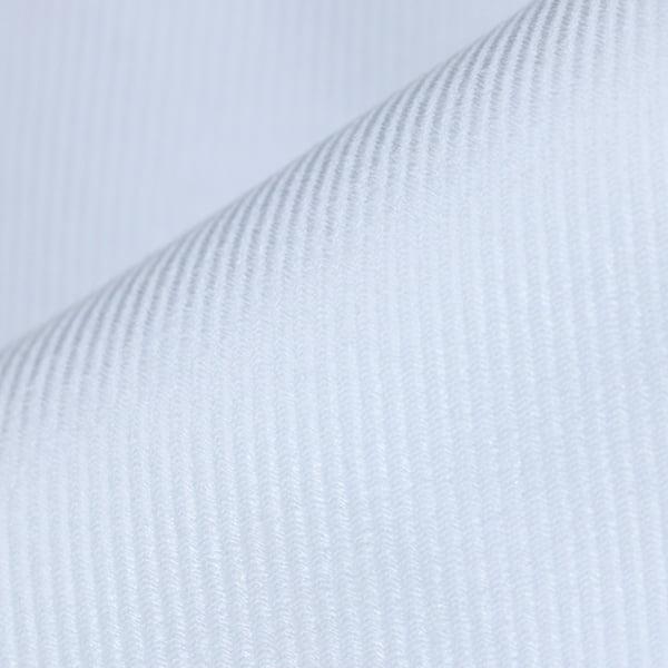 Tecido Tricoline Fio 80 - Génova - Maquinetado - Branco - 100% Algodão