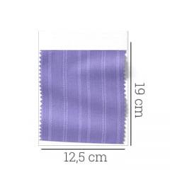 Amostra - Tecido Tricoline Fio 60 - Alexandria 160 - Violeta Suave