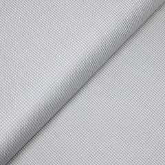 Amostra - Tecido Tricoline Fio 80 - Marsala 06 - Maquinetado - Cinza