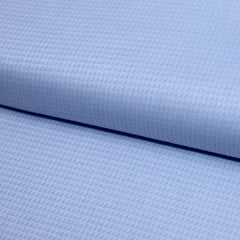 Tecido Tricoline Fio 50 - Trento 02 - Azul Suave