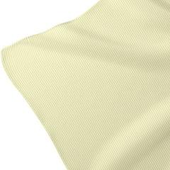 Tecido Tricoline Fio 40 - Vichy 27 - Fio Tinto Listra P - Amarelo - 100% Algodão