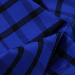 Tecido Tricoline Fio 40 - Xadrez Madras 07 -  Tricoline light 100% Algodão