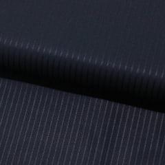 Tecido Tricoline Fio 50 - Avaris 05 - Maquinetado - Preto