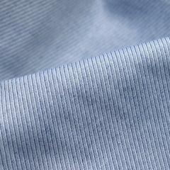 Tecido Tricoline Fio 50 - Selkis 05 - Maquinetado - Azul Cinza - 100% Algodão