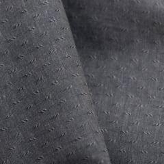 Tecido Tricoline Fio 50  - Bari 02 - Chumbo - Maquinetado