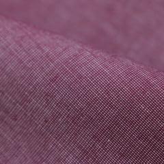 Tecido Tricoline Fio 50  - Filas 10 - Liso - Vinho - 100% Algodão