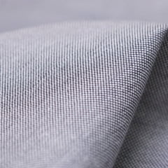 Tecido Tricoline Fio 50  - Léon 04 - Liso - Cinza
