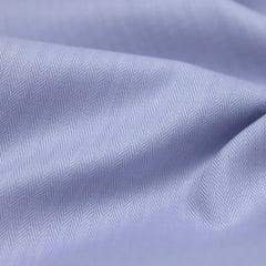 Tecido Tricoline Fio 50 - Bolonha 03 - Maquinetado - Lilás - 100% Algodão