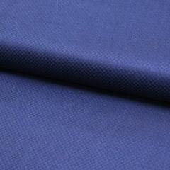 Tecido Tricoline Fio 50 - Miniíses 04 - Maquinetado - Marinho