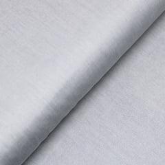 Tecido Tricoline Fio 50 - Sais 08 - Liso - Cinza - 100% Algodão