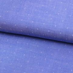Tecido Tricoline Fio 60 - Alexandria 166 - Azul Royal