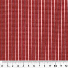 Tecido Tricoline Fio 70 - Anit 14 - Listras - Branco - 100% Algodão