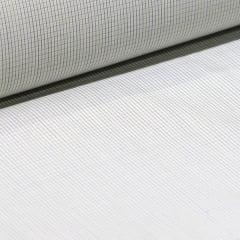 Tecido Tricoline Fio 70 - Anit 47 - Xadrez Micro - Azul Royal