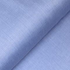 Tecido Tricoline Fio 80 - Bréscia - Maquinetado - Azul